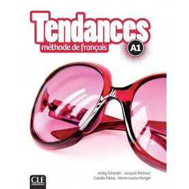 Tendances A1, учебник по френски език, ниво А1 + DVD