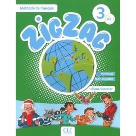 ZigZag 3, учебник по френски език за 4. клас
