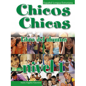 Chicos Y Chicas 1, учебник, ниво А1.1
