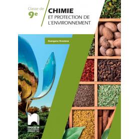 Chimie et protection de l'environnement pour la classe de 9e.  Учебно помагало по химия за 9. клас на френски език