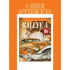 Rallye 4 (B1). Тетрадка по френски език за 9. клас