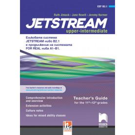 Jetstream (B2.1) Книга за учителя по английски език за 11. – 12. интензивен клас
