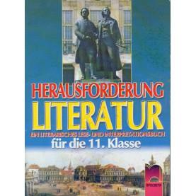 Herausforderung Literatur. Книга с текстове и анализи по немска литература