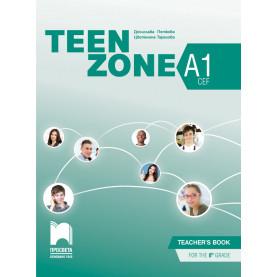 Teen Zone A1. Книга за учителя по английски език за 8. клас