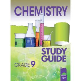 Chemistry. Study guide. Grade 9. Учебно помагало по химия и опазване на околната среда за 9. клас на английски език